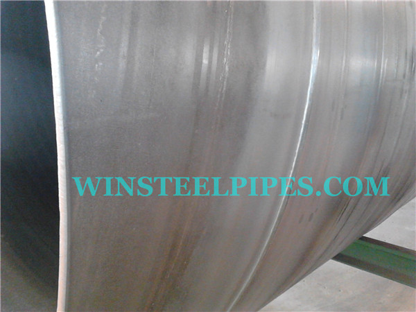 SSAW steel pipe weld seam