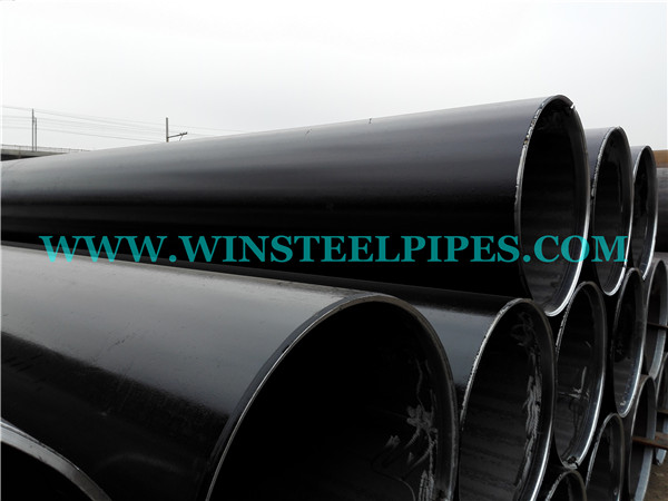 longitudinal submerged arc welded pipe
