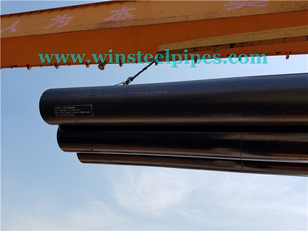 30 inches LSAW Steel Pipe