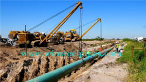 API 5L lsaw pipe project