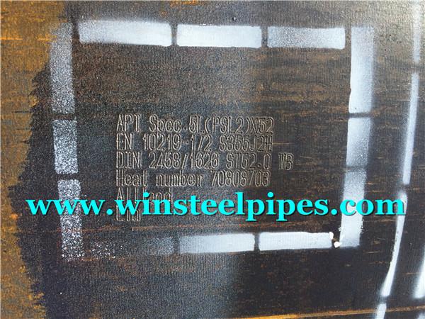 lsaw steel pipe marking -Die Stamping