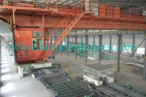 lsaw pipe equipment-Heavy Duty Gantry Cranes