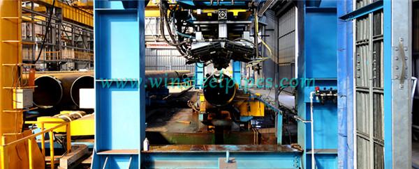 lsaw pipe equipment-Ultrasonic Test Machine