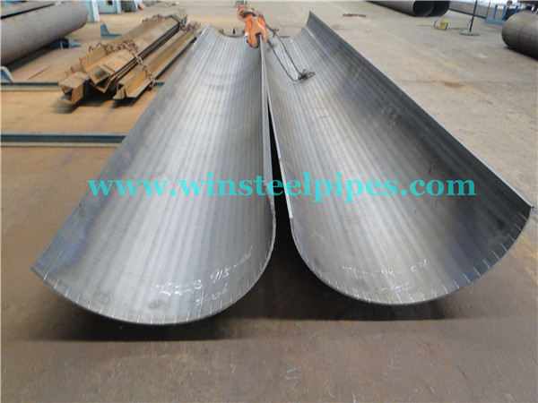 two weld seam lsaw pipe