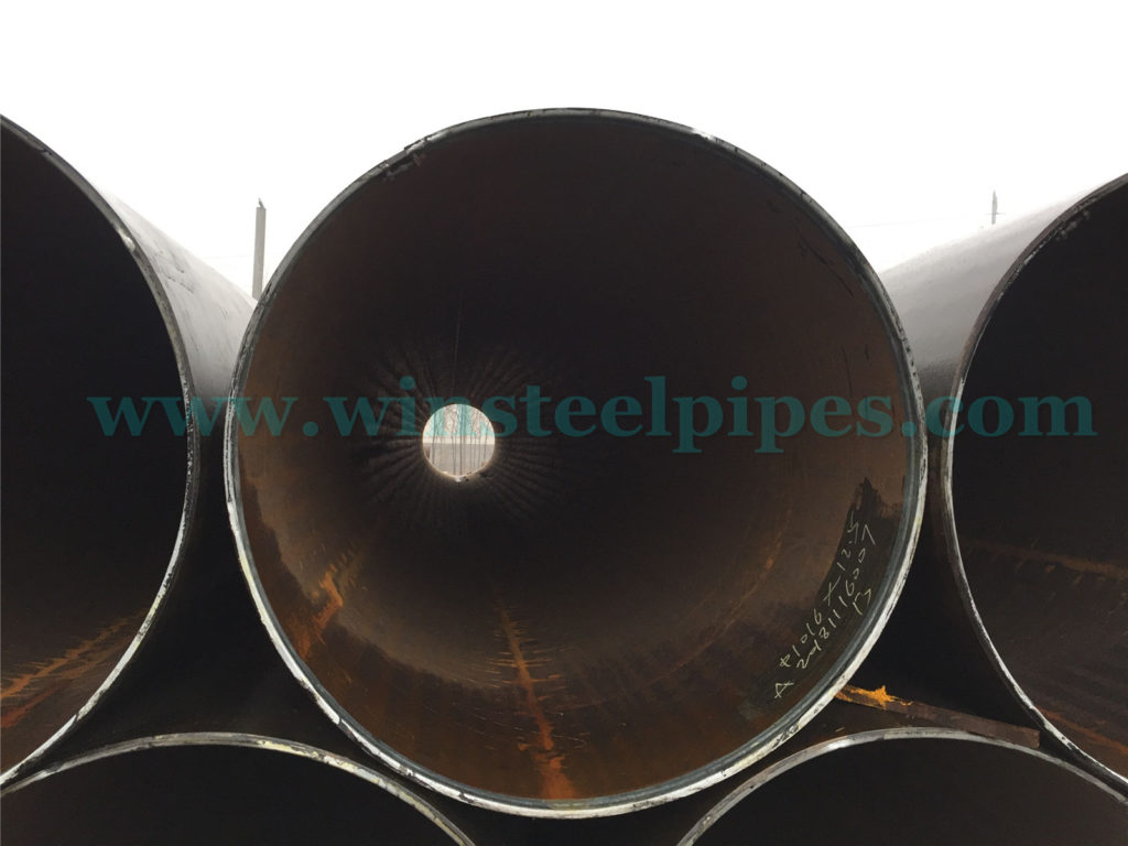 40 inch steel pipe