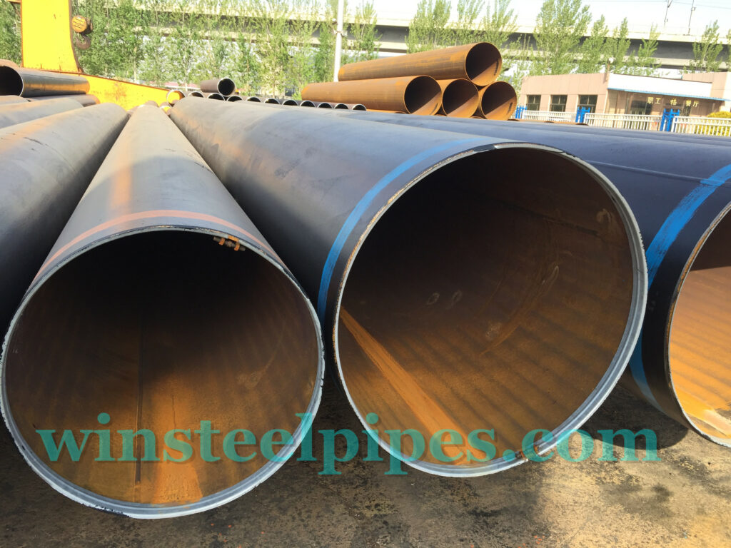 lsaw steel pipe 914x12.7