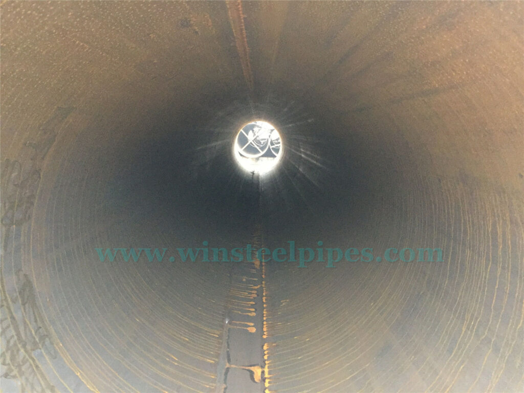 48-inch steel pipe