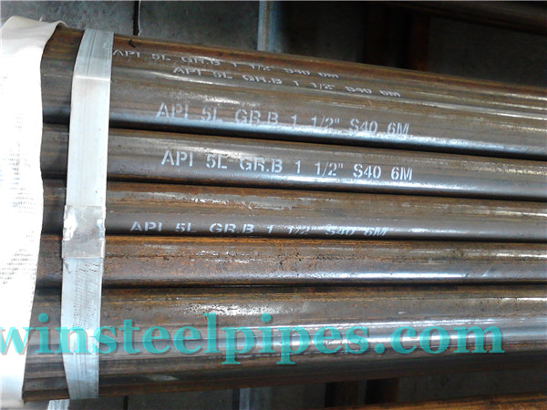 1 1/2 inch ERW Steel Pipe