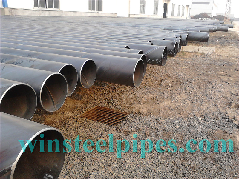 273.1mm SSAW Steel Pipe