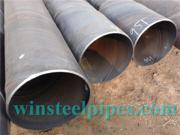 273.1mm SSAW Pipe