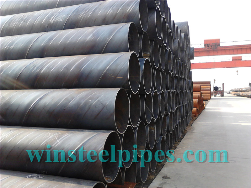 457.2mm SSAW Steel Pipe