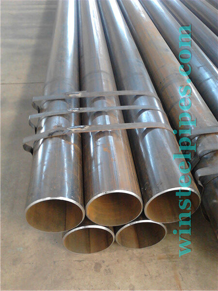 8-inch ERW pipe in bundle