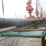 longest SSAW Steel Pipe 10