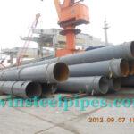 longest SSAW Steel Pipe 12