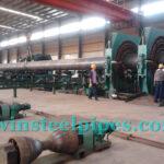 longest SSAW Steel Pipe 4
