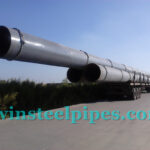 longest SSAW Steel Pipe 7