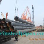 longest SSAW Steel Pipe 8